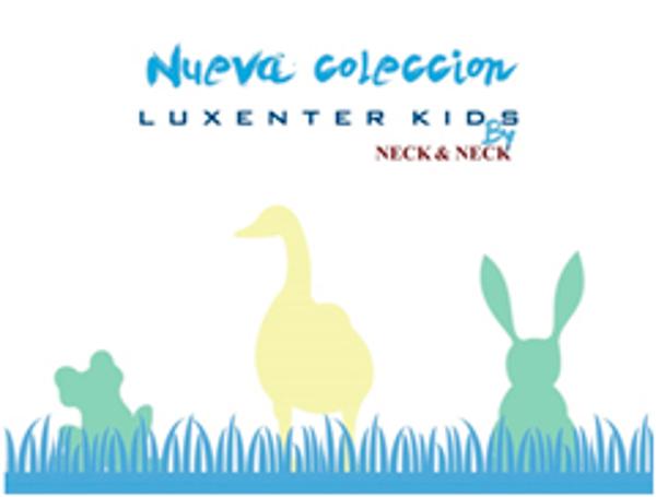 Luxenter Kids by Neck & Neck entra en las franquicias MaxDream
