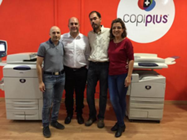 Nueva apertura de la franquicia Copiplus en el centro de Huelva