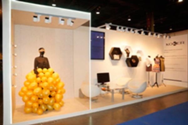 Gran éxito de la franquicia de moda Koker en la feria de franquicias de Valencia