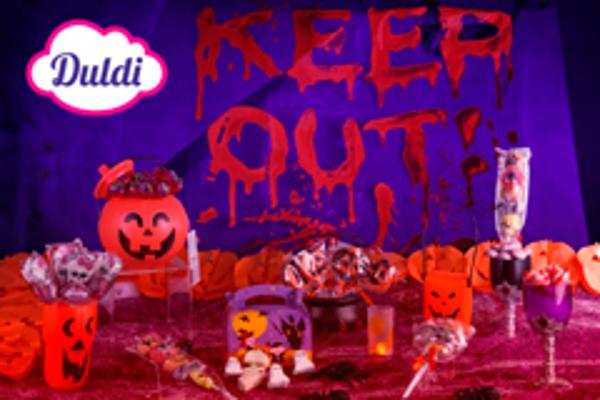 El Halloween más dulce llega a las franquicias Duldi