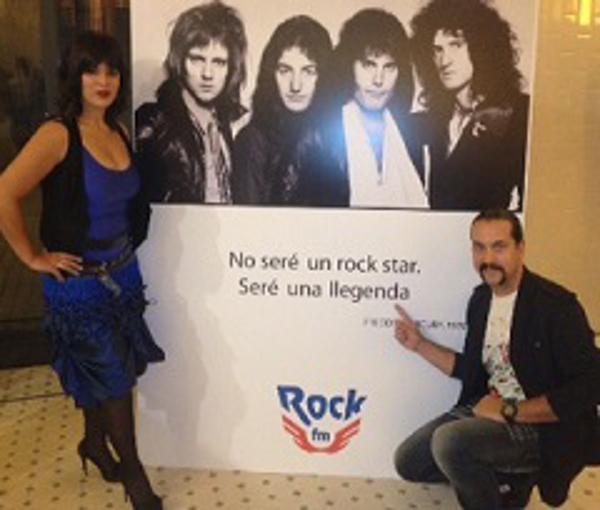 La franquicia Barba Rossa está presente en el Aniversario de Rock FM