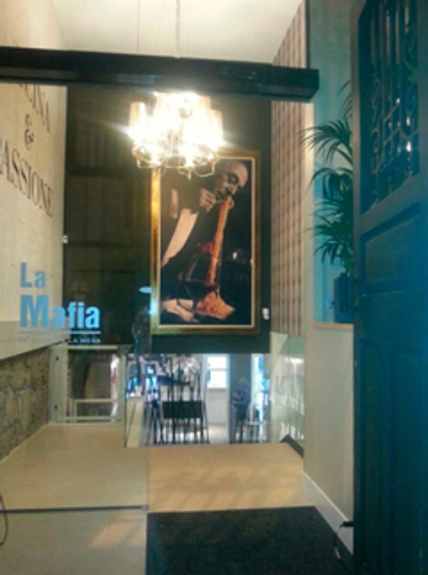 La franquicia La Mafia se sienta a la mesa fondea en A Coruña