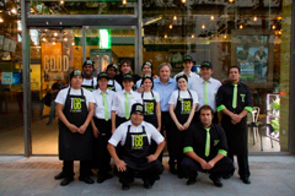TGB, la tercera franquicia de Restalia, abre un nuevo restaurante en Madrid