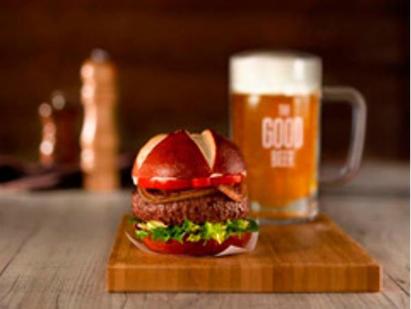 Las nuevas hamburguesas de la franquicia TGB, un �xito entre los clientes