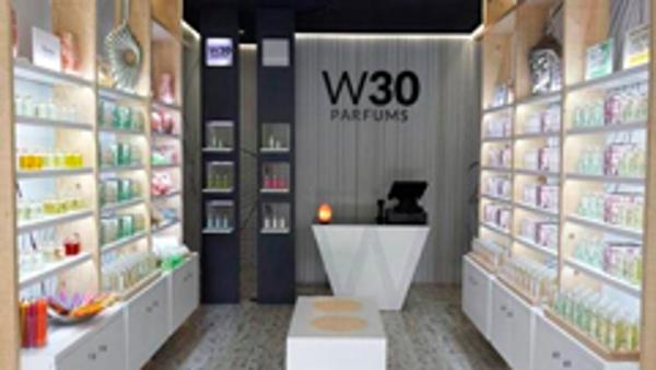 W30 Perfumes apertura nueva franquicia en Jaén