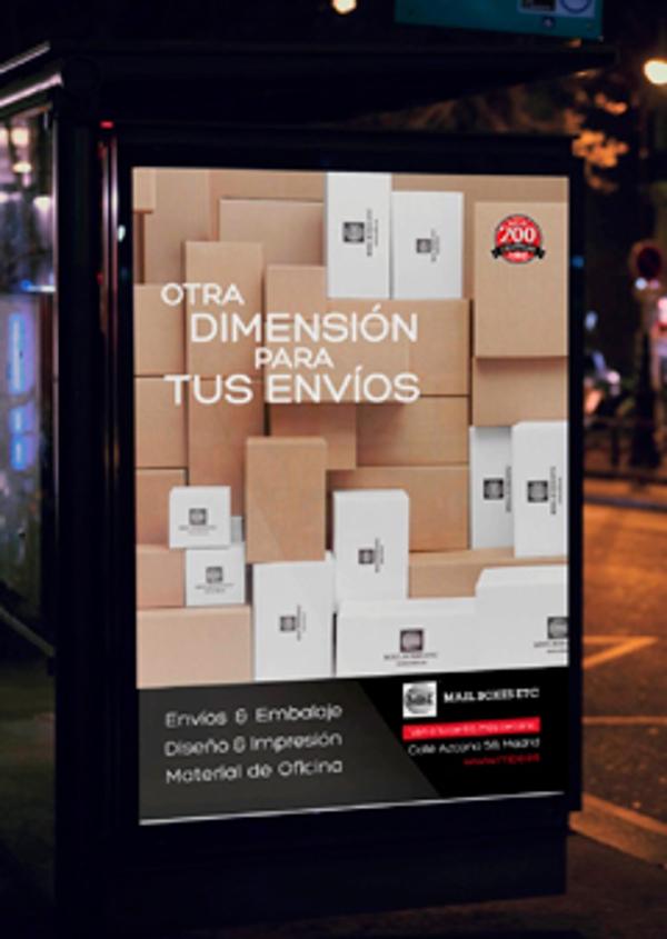 Mail Boxes Etc. inicia las Campañas de Publicidad de sus franquicias en la Liga de Fútbol BBVA y en Exteriores