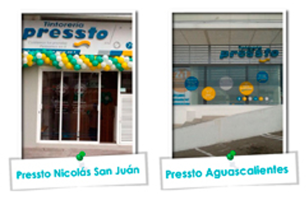 La marca Pressto continúa creciendo en México