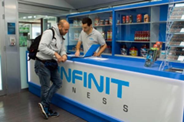 Infinit Fitness una de las cadenas de gimnasios en franquicia que más ayuda a los emprendedores en el inicio de la actividad