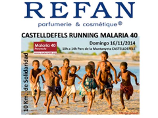 La red de franquicias Refan colabora en la lucha contra la malaria