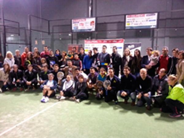 IV Torneo de Pádel Solidario de las franquicias La Mafia