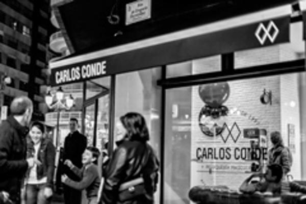 Carlos Conde Peluqueros inaugura una nueva franquicia en Vigo