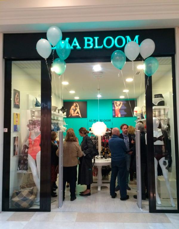 Alma bloom abre su nueva franquicia en el c c gran plaza 2 - Cc gran plaza 2 majadahonda ...