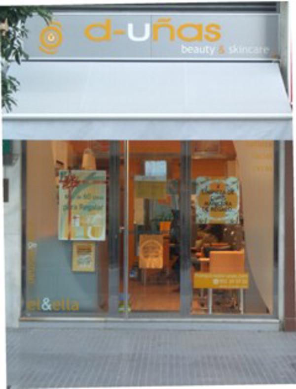 La franquicia d-uñas abre su primer local en Barcelona