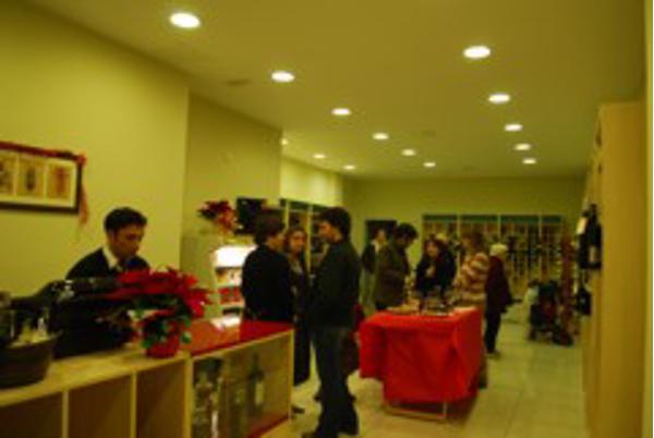 La franquicia Altervinos abre una tienda en A Coruña