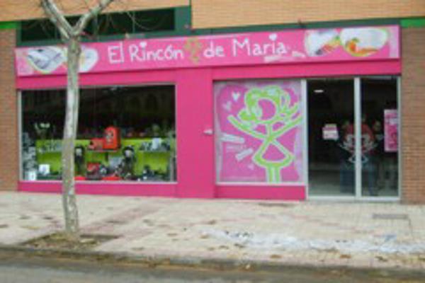 Teruel ya cuenta con un nuevo establecimiento de la franquicia El Rincón de María