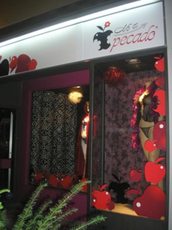 No es Pecado franquicia de tiendas eróticas, abre en Madrid