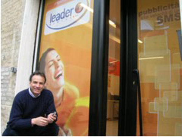 Leader Mobile  crea y patenta el innovador programa Fidelity Point.
