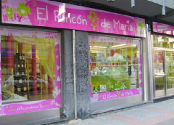 La franquicia El Rincón de María se instala en León como referencia en el sector