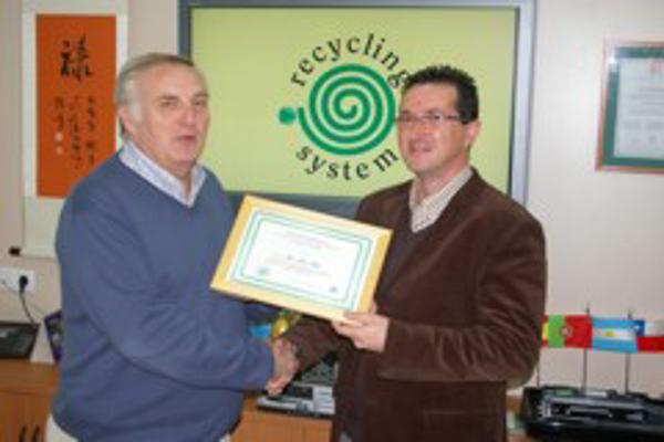 La franquicia Recycling System sigue con su ambicioso proyecto de expansión con nuevos centros profesionales.