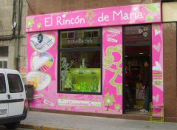 Un franquiciado de El Rincón de María abre su segunda franquicia en Xinzo de Limia