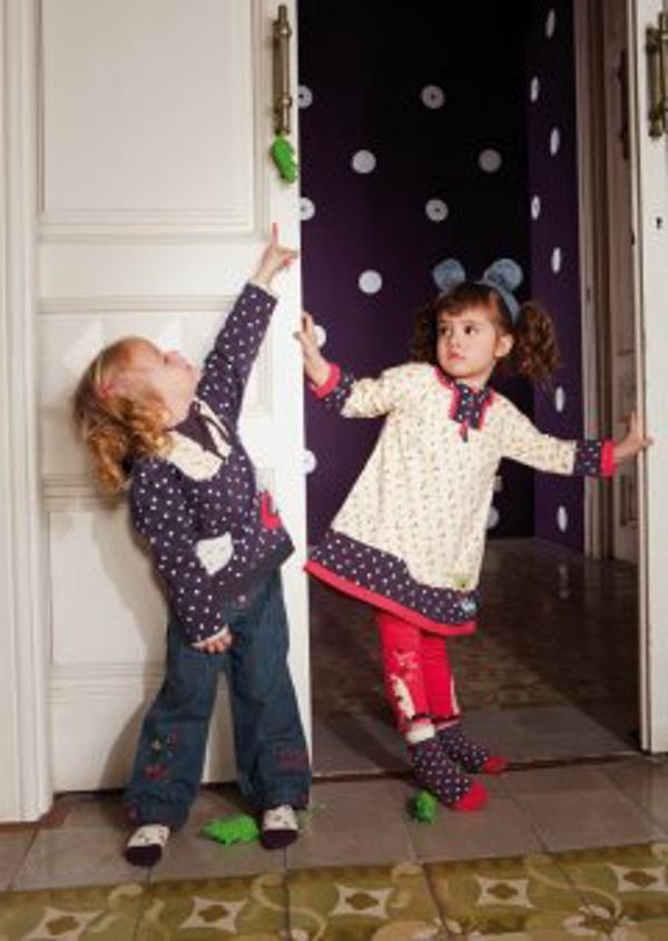 La franquicia La Compagnie des Petits presenta la primera colección de primavera en tienda