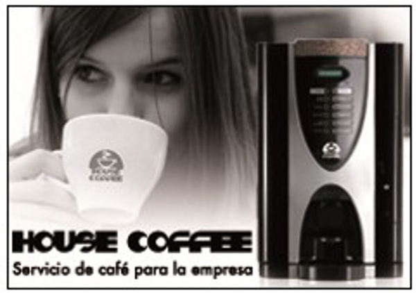 La franquicia House Coffee presenta su nueva máquina: Eclipse.