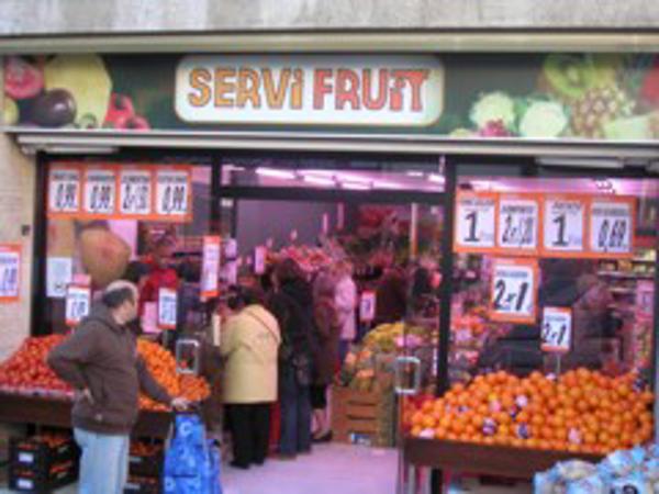 Servifruit, franquicia de fruterías, empezará el año con una nueva apertura