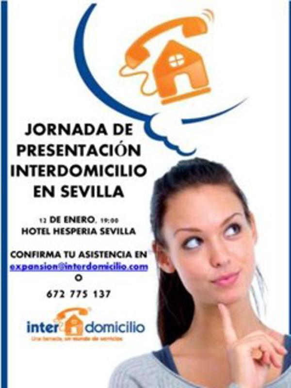 Interdomicilio presentar� su franquicia a emprendedores en Sevilla
