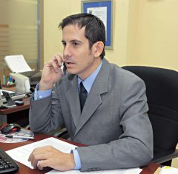 Vicente Cifre, nombrado nuevo Director de Expansi�n, de la franquicia Quick GOLD.