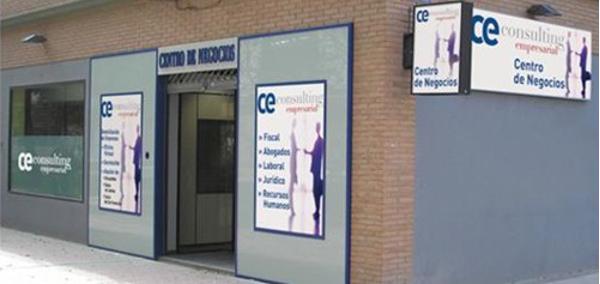 Franquicias C.E. Consulting Empresarial. Nueva imagen y página web