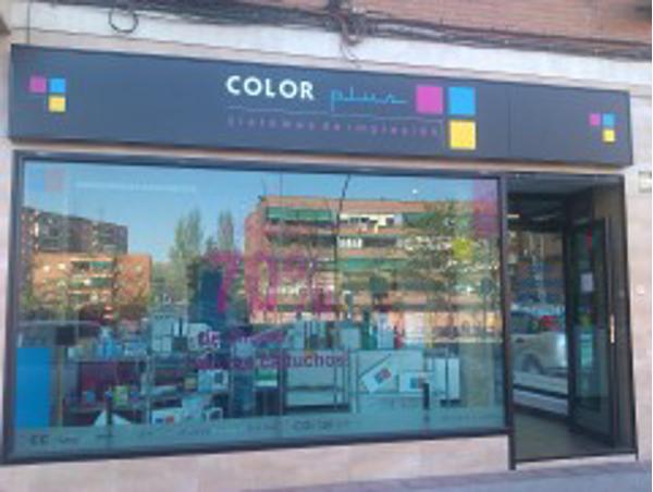 Color Plus Fuenlabrada, nueva franquicia en Madrid