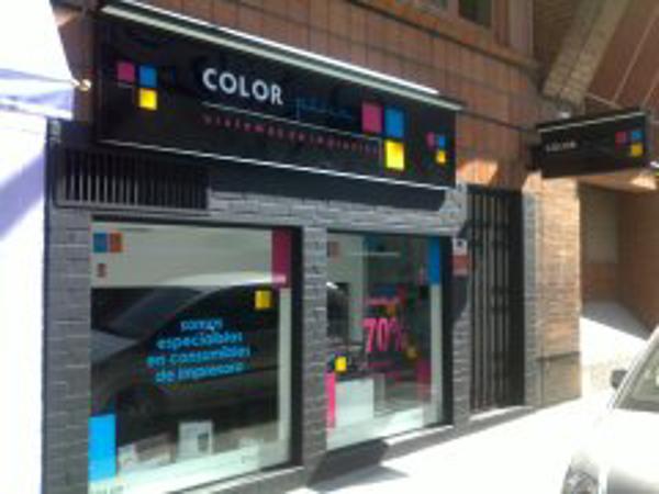 Color Plus Gran Vía, apertura de franquicia en Zaragoza