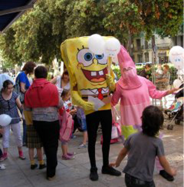 Mis Personajes inaugura nuevas franquicias en Arenys del Mar y Sabadell