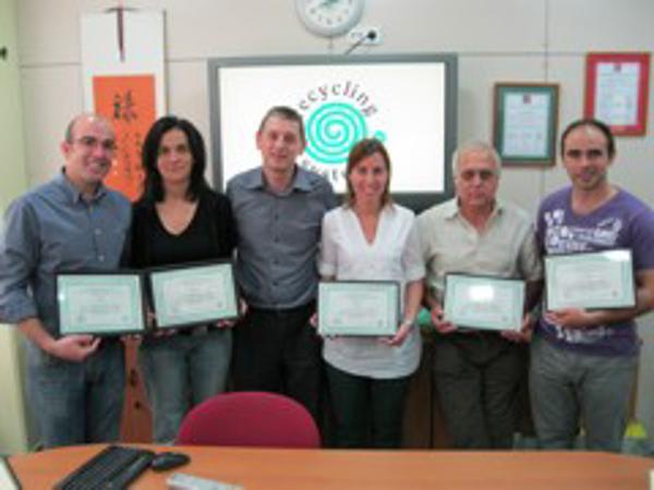 Recycling System abre 2 nuevas franquicias en Burgos y Alicante