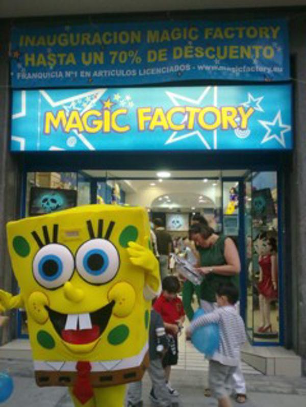 Magic Factory abre una nueva franquicia en el centro de Bilbao