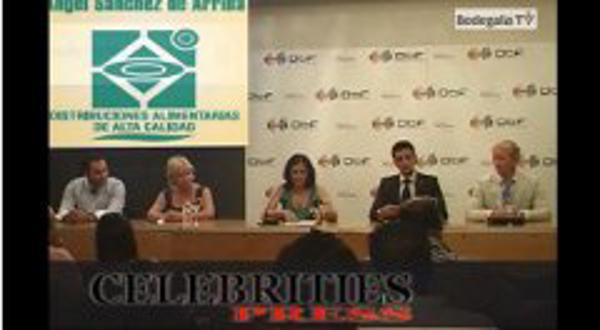 Proyecto común de la Fundación Isabel Gemio y la franquicia Bodegas Reina Victoria