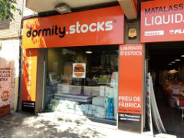 Dormity franquicia líder del sector descanso en Cataluña crea Dormity.Stocks
