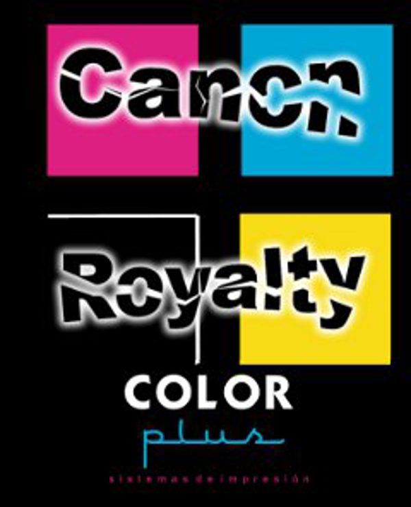 Color Plus elimina el canon de entrada y el royalty.