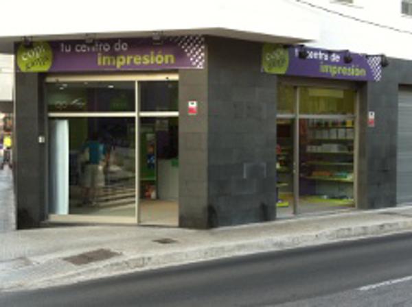 Nueva apertura de la franquicia Copigama en Palma De Mallorca