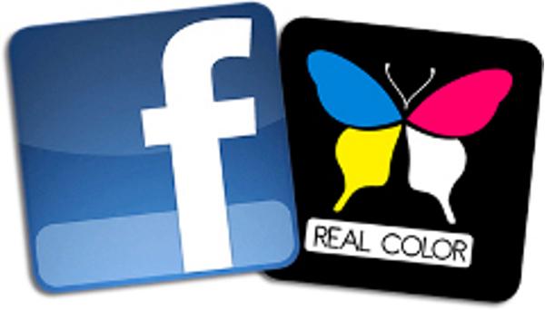 Habilitada una página en Facebook por la franquicia Real Color