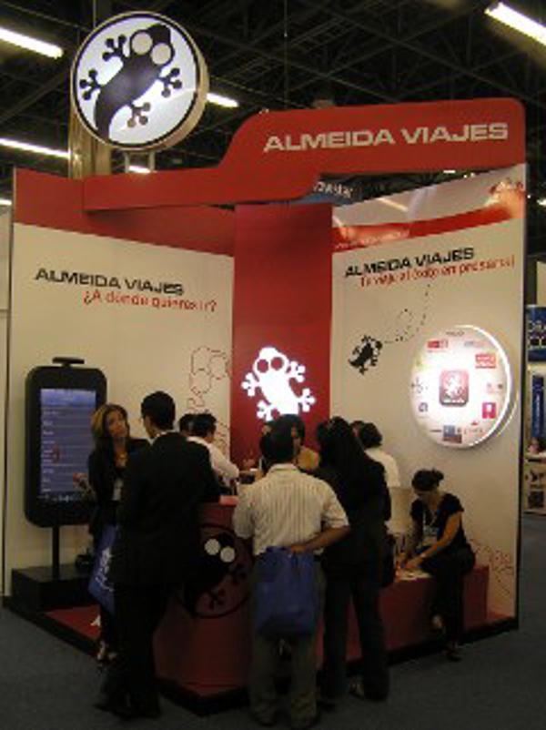 Almeida Viajes participa en la Feria Internacional de la Franquicia en Guadalajara, México