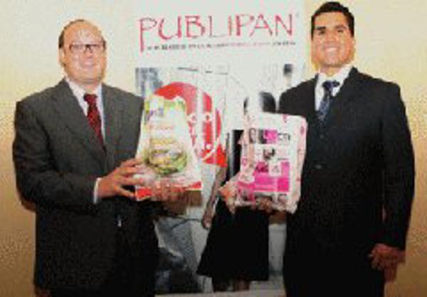 Apertura de la franquicia Publipan en Perú