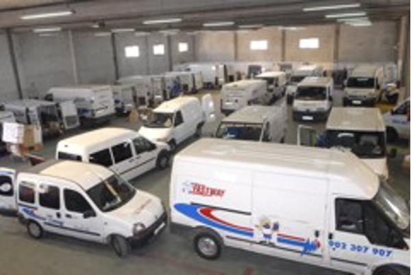 Fastway, franquicias de transporte urgente, llega a Navarra