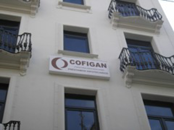 COFIGAN franquicia de intermediación financiera firma acuerdo de colaboración con  ALLEN GLOBE