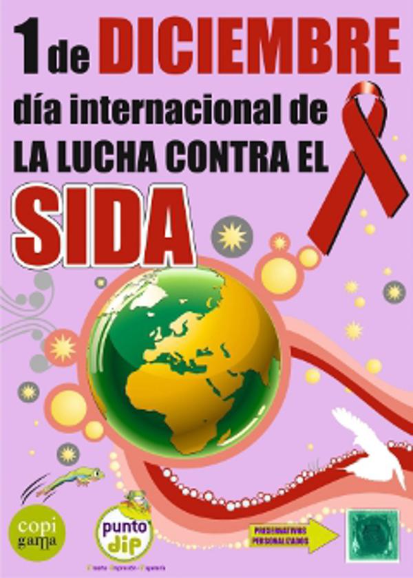 La franquicia Copigama-Punto Dip colabora el Día Internacional del Sida
