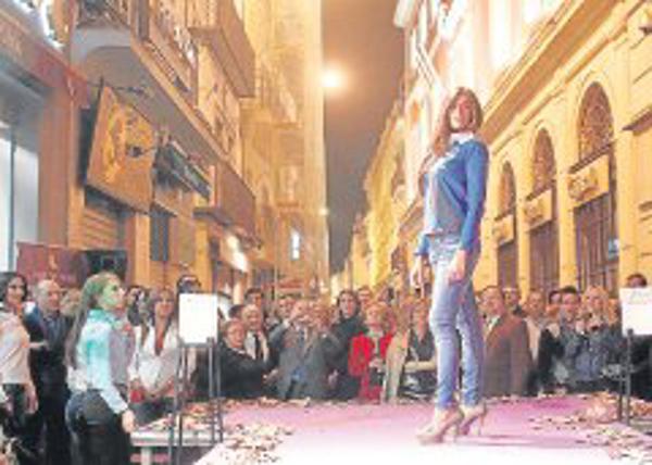 Noche Mágica para la franquicia Piel de Toro Sevilla Ayer