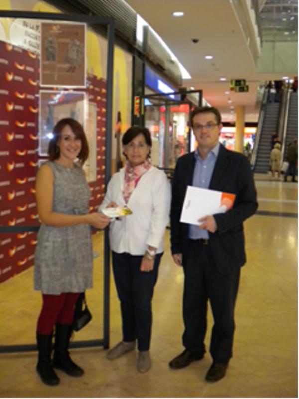 Premios del concurso transformaci�n de prendas de la franquicia Tailor & Co