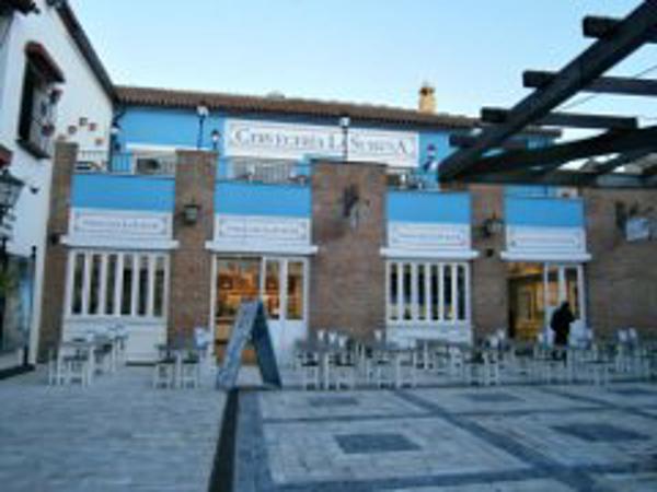 Inauguración de nueva franquicia La Sureña en Malaga