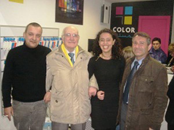 Color Plus inaugura nueva franquicia en Lugo