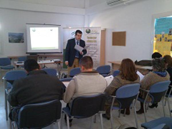 La franquicia Dabó Consulting realiza charla formativa en Villanueva de Algaidas